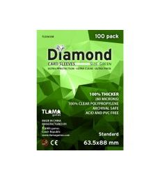 Produkt Obaly na karty (63,5x88mm) Standard - Diamond, 100 ks