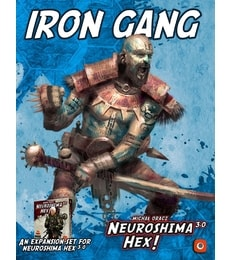 Produkt Neuroshima Hex! 3.0: Iron Gang