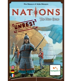 Produkt Nations: The Dice Game - Unrest