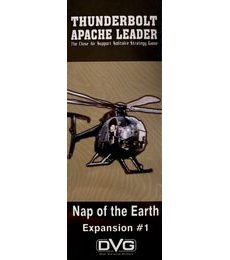 Produkt Thunderbolt Apache Leader - Nap of the Earth