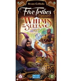 Produkt Five Tribes: Whims of the Sultan
