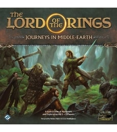 Produkt The Lord of the Rings: Journeys in Middle-Earth