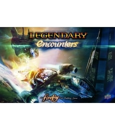 Produkt Legendary Encounters: A Firefly Deck-Building Game