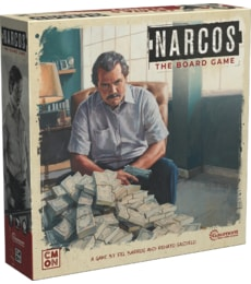 Produkt Narcos: The Board Game