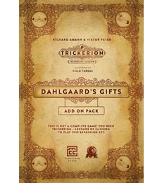 Produkt Trickerion: Dahlgaard's Gifts Add On Pack