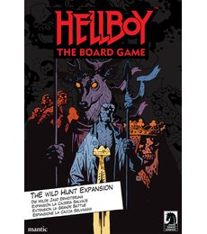 Produkt Hellboy: The Board Game - The Wild Hunt Expansion