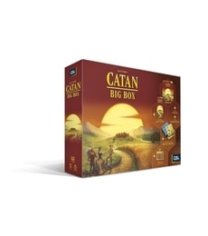 Produkt Catan (Osadníci z Katanu): Big Box