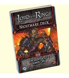 Produkt The LOTR: LCG - Encounter at Amon Dint - Nightmare Deck