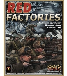 Produkt Red Factories (An Advanced Squad Leader Historical Module Stalingrad 1942)