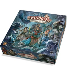 Produkt Zombicide: Friends and Foes