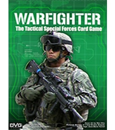 Produkt Warfighter: The Tactical Special Forces Card Game