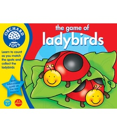 Produkt Berušky (The Game of Ladybirds)