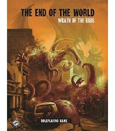 Produkt The End of the World - Wrath of the Gods
