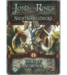 Produkt The LOTR: LCG - Heirs of Númenor Nightmare Pack