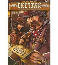 Produkt Dice Town: Wild West (Expansion)