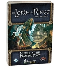 Produkt The LOTR: LCG - Murder at the Prancing Pony