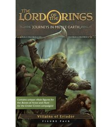 Produkt The Lord of the Rings: Journeys in Middle-Earth - Villains of Eriador