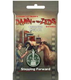 Produkt Dawn of the Zeds - Expansion Pack 1: Stepping Forward