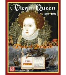 Produkt Virgin Queen: Wars of Religion