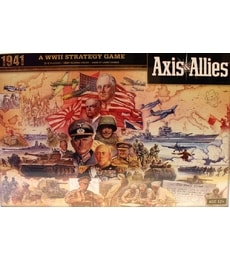 Produkt Axis & Allies: 1941 - A WWII Strategy Game