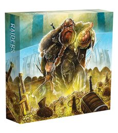 Produkt Raiders of the North Sea Collector's Box