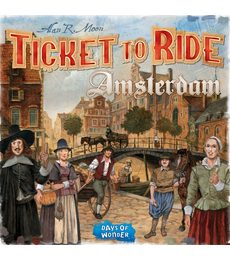 Produkt Ticket to Ride - Amsterdam