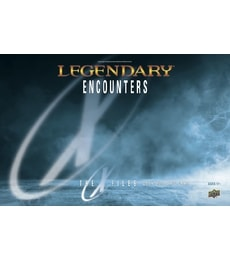 Produkt Legendary Encounters: The X-Files