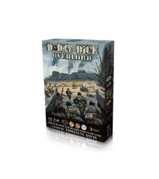 Produkt D-Day Dice - Overlord