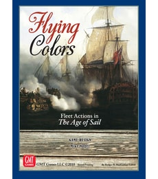 Produkt Flying Colors - Fleet Actions in the Age of Sail
