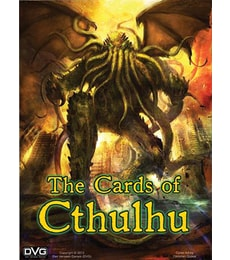 Produkt The Cards of Cthulhu