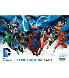 Produkt DC Comics - Deck-Building Game