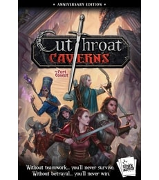 Produkt Cutthroat Caverns: Anniversary Edition