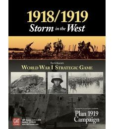 Produkt 1918/1919 - Storm in the West: World War I Strategic Game