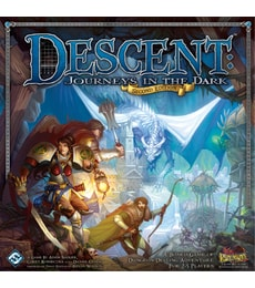 Produkt Descent: Journeys in the Dark - 2nd Edition