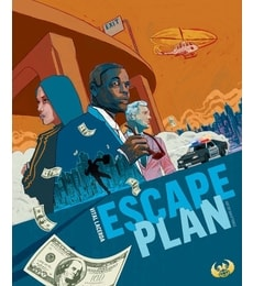 Produkt Escape Plan (CZ)