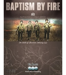 Produkt Baptism by Fire (Battalion Combat Series)