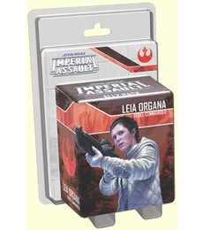 Produkt Imperial Assault Ally Pack: Leia Organa