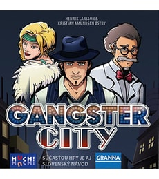Produkt Gangster City