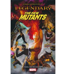 Produkt Legendary: The New Mutants