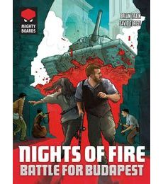 Produkt Nights of Fire: Battle for Budapest