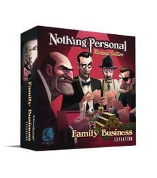 Produkt Nothing Personal: Family Business