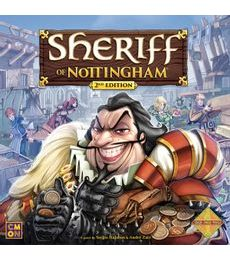 Produkt Sheriff of Nottingham 2nd Edition