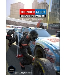 Produkt Thunder Alley: Crew Chief Expansion