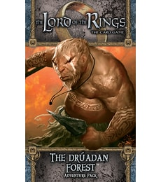 Produkt The LOTR: LCG - The Druadan Forest