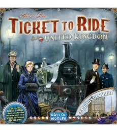 Produkt Ticket to Ride: United Kingdom