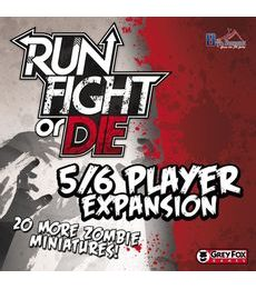 Produkt Run Fight or Die: 5/6 Player Expansion