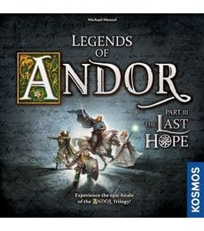 Produkt Legends of Andor (Legendy Andoru): Part III - The Last Hope