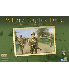 Produkt Where Eagles Dare