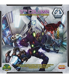 Produkt Galaxy Defenders: 5th Column