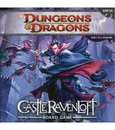 Produkt Dungeons & Dragons: Castle Ravenloft